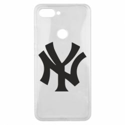 Чехол для Xiaomi Mi8 Lite New York yankees - FatLine