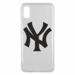 Чехол для Xiaomi Mi8 Pro New York yankees - FatLine