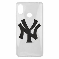 Чехол для Xiaomi Mi Max 3 New York yankees - FatLine