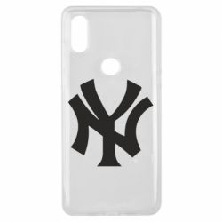Чехол для Xiaomi Mi Mix 3 New York yankees - FatLine