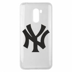 Чехол для Xiaomi Pocophone F1 New York yankees - FatLine