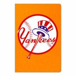 Блокнот А5 New York Yankees