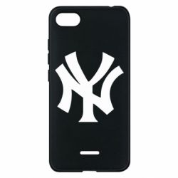 Чехол для Xiaomi Redmi 6A New York yankees - FatLine