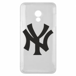 Чехол для Meizu 15 Lite New York yankees - FatLine