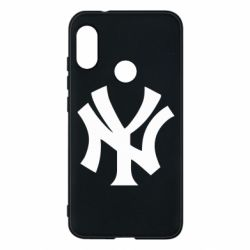 Чехол для Mi A2 Lite New York yankees - FatLine