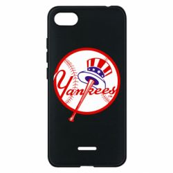 Чохол для Xiaomi Redmi 6A New York Yankees