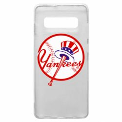 Чохол для Samsung S10+ New York Yankees