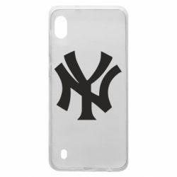 Чохол для Samsung A10 New York yankees