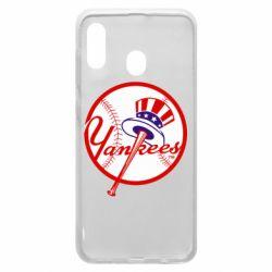 Чохол для Samsung A20 New York Yankees