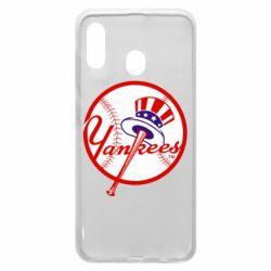 Чохол для Samsung A30 New York Yankees