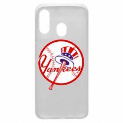 Чохол для Samsung A40 New York Yankees