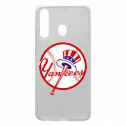 Чохол для Samsung A60 New York Yankees