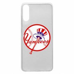 Чохол для Samsung A70 New York Yankees