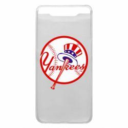 Чохол для Samsung A80 New York Yankees