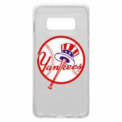 Чохол для Samsung S10e New York Yankees