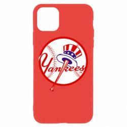 Чохол для iPhone 11 New York Yankees