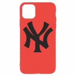 Чохол для iPhone 11 Pro New York yankees