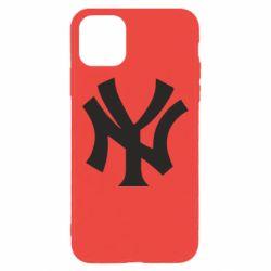 Чохол для iPhone 11 Pro Max New York yankees