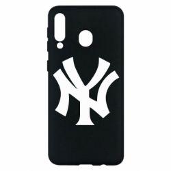 Чохол для Samsung M30 New York yankees