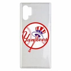Чохол для Samsung Note 10 Plus New York Yankees