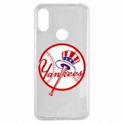 Чохол для Xiaomi Redmi Note 7 New York Yankees