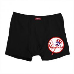Мужские трусы New York Yankees - FatLine