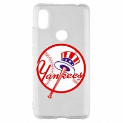 Чохол для Xiaomi Redmi S2 New York Yankees