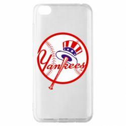 Чохол для Xiaomi Redmi Go New York Yankees