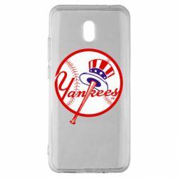 Чохол для Xiaomi Redmi 8A New York Yankees
