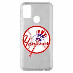Чохол для Samsung M30s New York Yankees