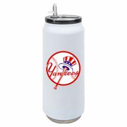 Термобанка 500ml New York Yankees