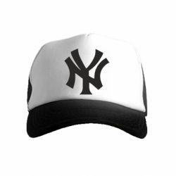 Дитяча кепка-тракер New York yankees