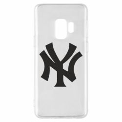 Чехол для Samsung S9 New York yankees - FatLine