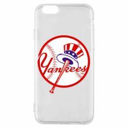 Чохол для iPhone 6/6S New York Yankees