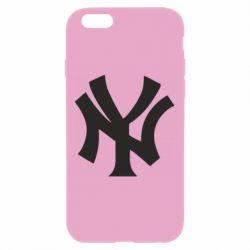 Чехол для iPhone 6 Plus/6S Plus New York yankees - FatLine