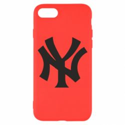 Чехол для iPhone 7 New York yankees - FatLine