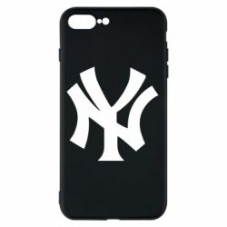 Чехол для iPhone 7 Plus New York yankees - FatLine