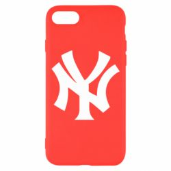 Чехол для iPhone 8 New York yankees - FatLine