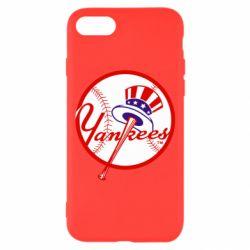 Чохол для iPhone 8 New York Yankees