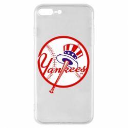 Чохол для iPhone 8 Plus New York Yankees
