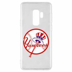 Чохол для Samsung S9+ New York Yankees