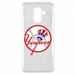 Чохол для Samsung A6+ 2018 New York Yankees