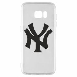 Чехол для Samsung S7 EDGE New York yankees - FatLine