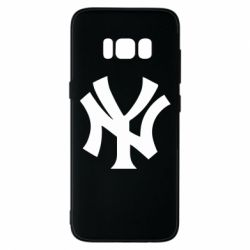 Чехол для Samsung S8 New York yankees - FatLine