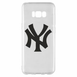 Чехол для Samsung S8+ New York yankees - FatLine