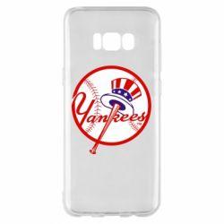 Чохол для Samsung S8+ New York Yankees