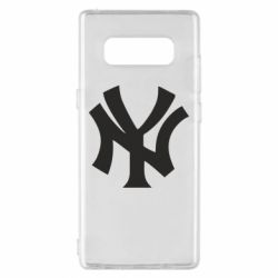 Чехол для Samsung Note 8 New York yankees - FatLine