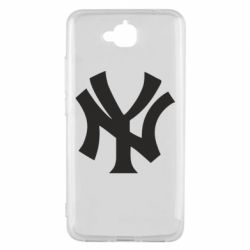 Чехол для Huawei Y6 Pro New York yankees - FatLine