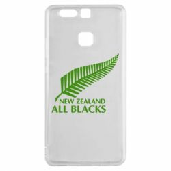 Чехол для Huawei P9 new zealand all blacks - FatLine