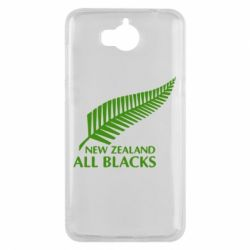 Чехол для Huawei Y5 2017 new zealand all blacks - FatLine
